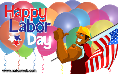 Labor Day Greetings!