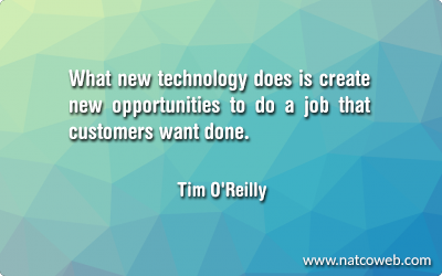 Tim O'Reilly's Quote