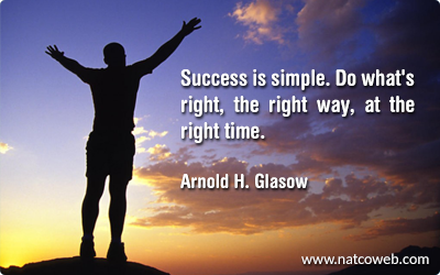 Arnold H. Glasow's Quote